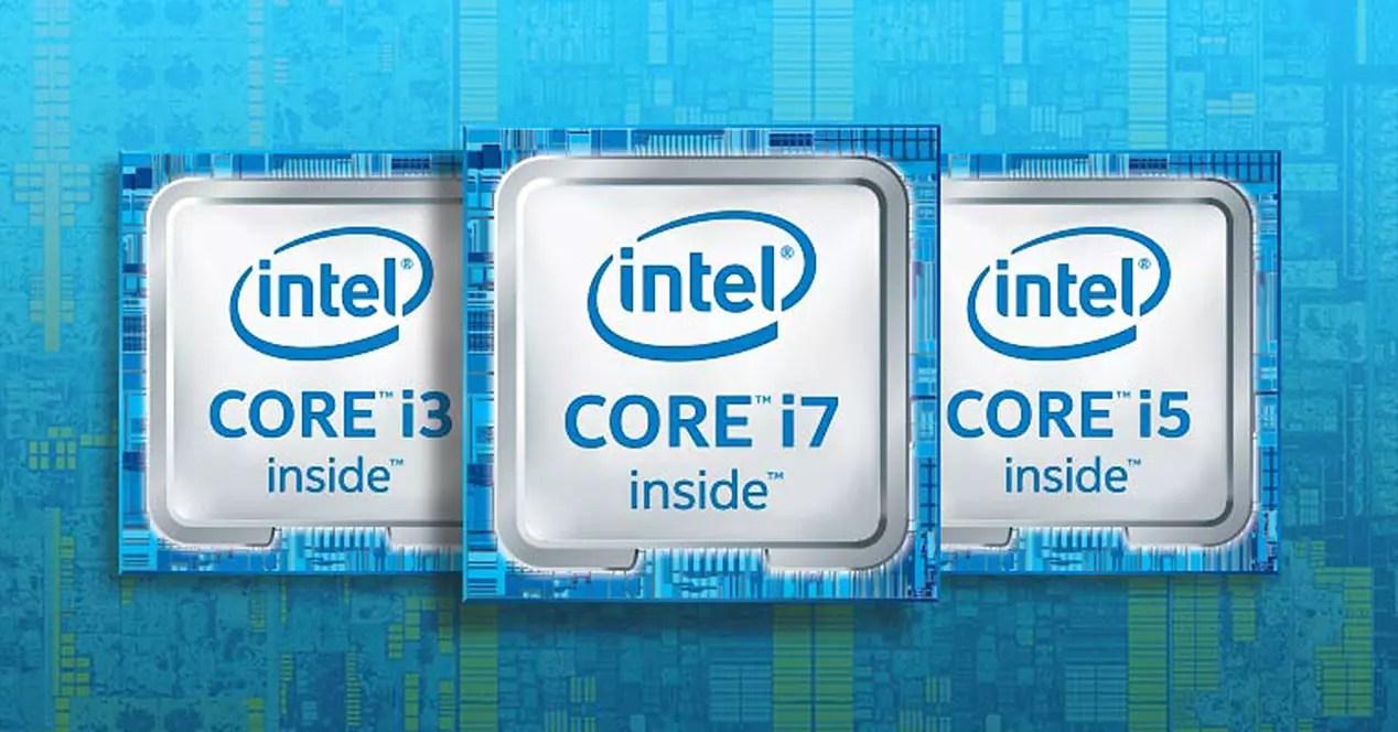 Intel Core i3 vs i5 vs i7 vs i9: ¿Cuál debería comprar para mi ordenador?