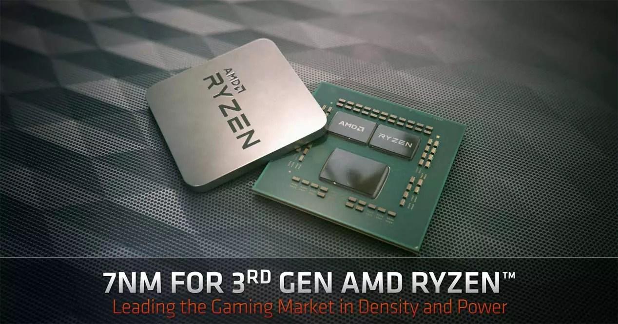 AMD confirma que el overclock manual para los Ryzen 3000 será muy limitado
