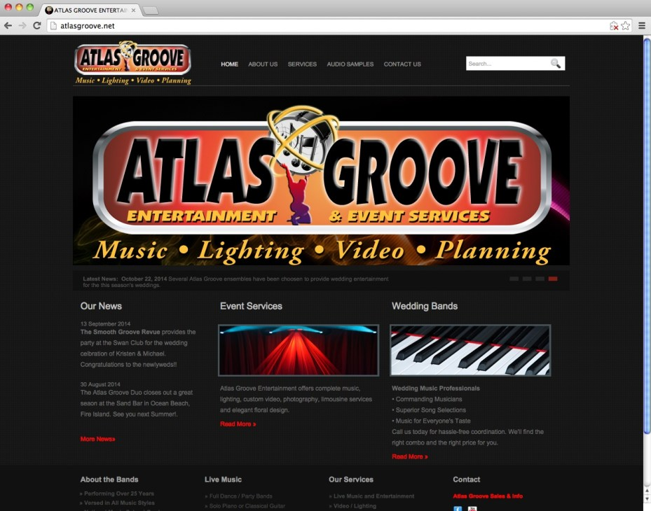 Atlas Groove Entertainment