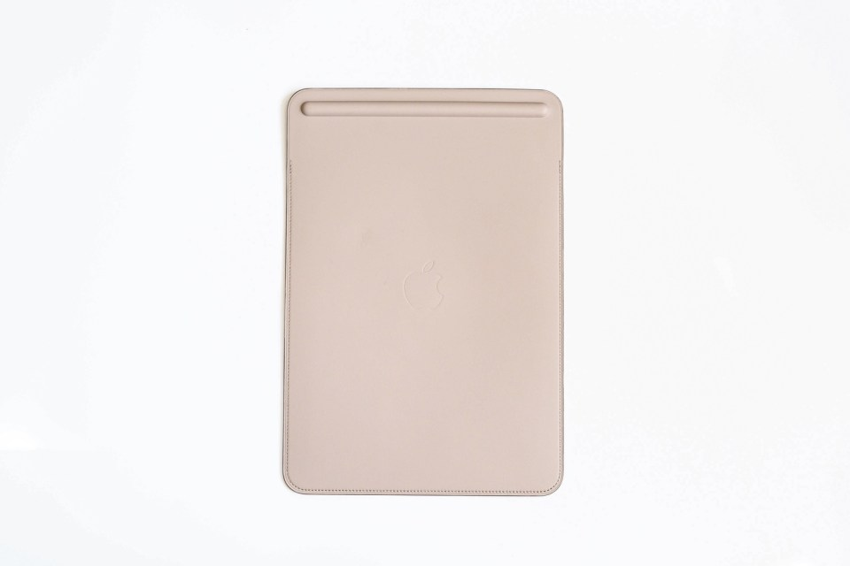 Ipad pro10 5 leather sleeve2