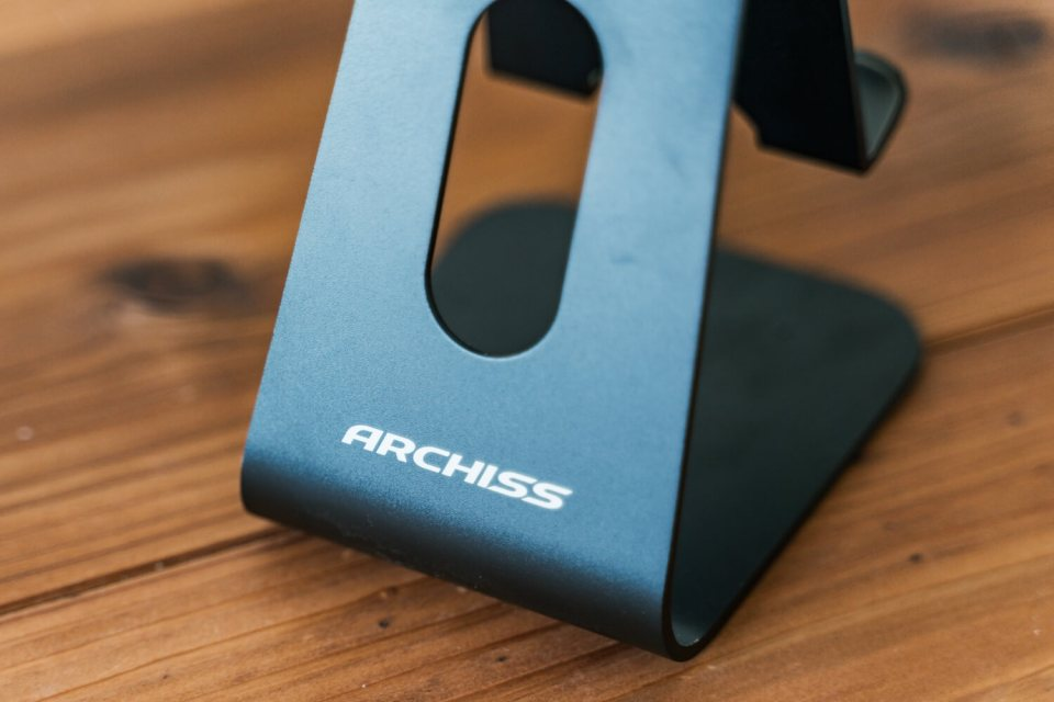 Archiss stand9