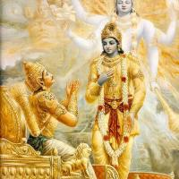 AUDIO LECTURES ON BHAGAVAD GITA: CHAPTERS 2, 3 & 4