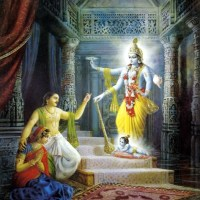 SCIENTIFIC UNDERSTANDING OF KRISHNA'S BIRTH