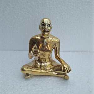 Srila Prabhupada Deity Asthadhatu Metal