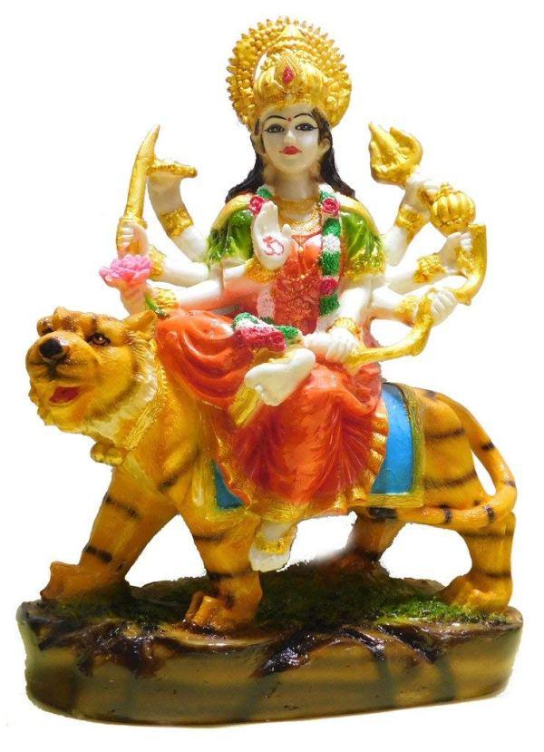 Godess Durga Devi on Lion or Shero Wali Maa