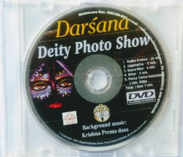 Darshan Deity Photo Show