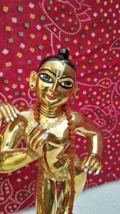Krishna Balaram 12 inches Metal