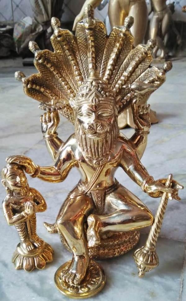 Prahlad Narasimha 10.5 inches