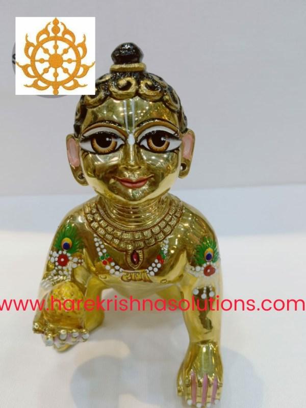 Laddu Gopal Deity Asthadhatu