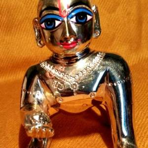 Laddu Gopal 4 inches