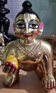 Laddu Gopal 6 Inches