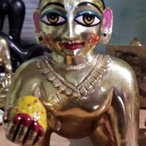 Laddu Gopal 6 Inches