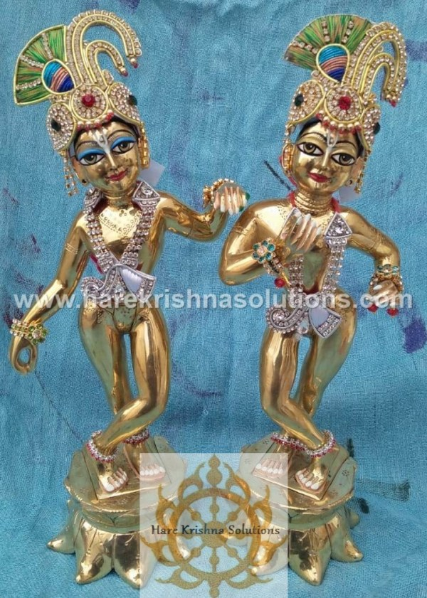 Krishna Balaram 10 inches Plain (13)
