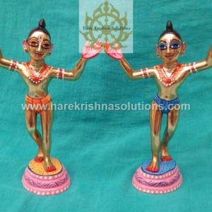 Gaura Nitai 7 inches (3)