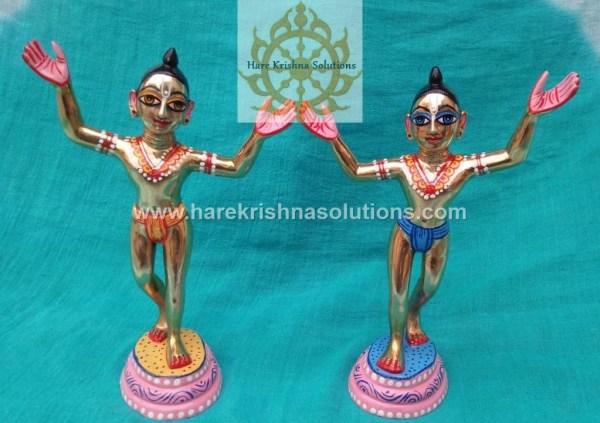 Gaura Nitai 7 inches (5)