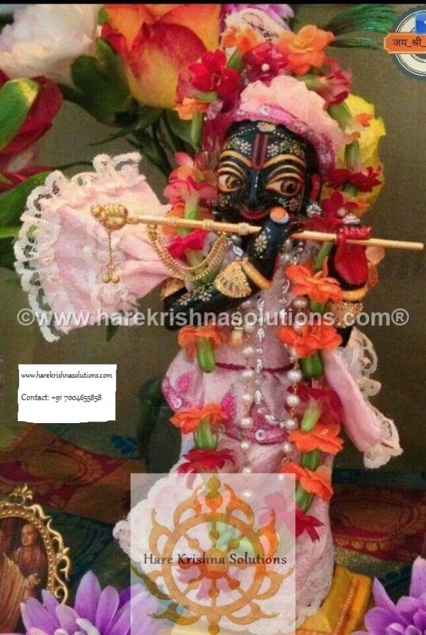 Black Krishna Sidelong Glancing (16)
