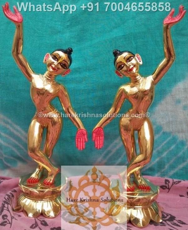 Gaura Nitai 12 inches Special 4