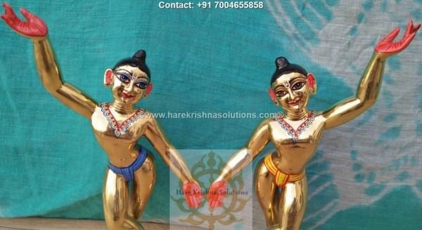 Gaura Nitai HUD 14 inches 10