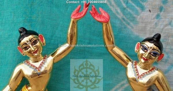 Gaura Nitai HUD 14 inches 18
