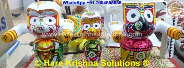 Jagannath Baladev Subadra Regular 6 inches (1)