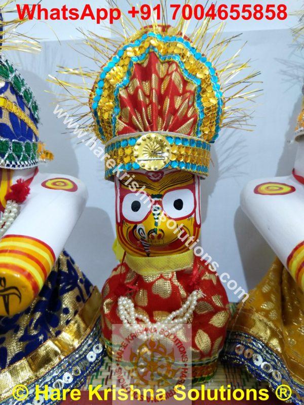 Jagannath Regular 6 inches with Accessories (3)