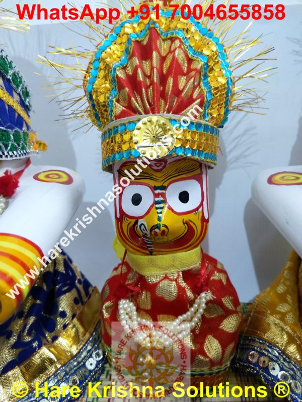 Jagannath Regular 6 inches with Accessories (4)