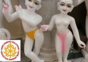 Radha Krishna Marble 2 Feet 5