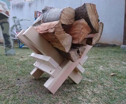 薪台の作り方