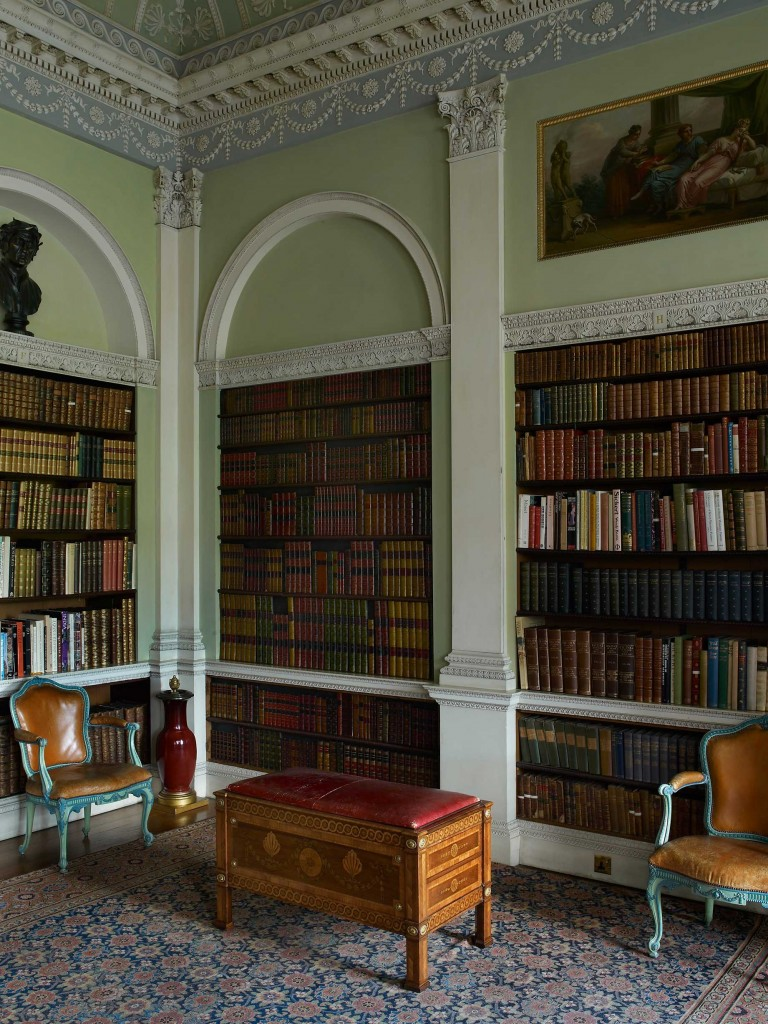 Old Library  Harewood House
