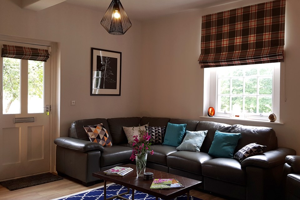 Lounge at Mulberry Cottage