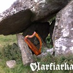 Krąg Kamienny, Irlandia, Fot S. Dębicki