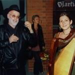Witając Sir Terry'ego Pratchetta w BookArrest w Poznaniu
