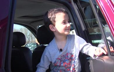 5-Year-Old Boy Saves Pennies All Year To Buy Gifts For Other Children