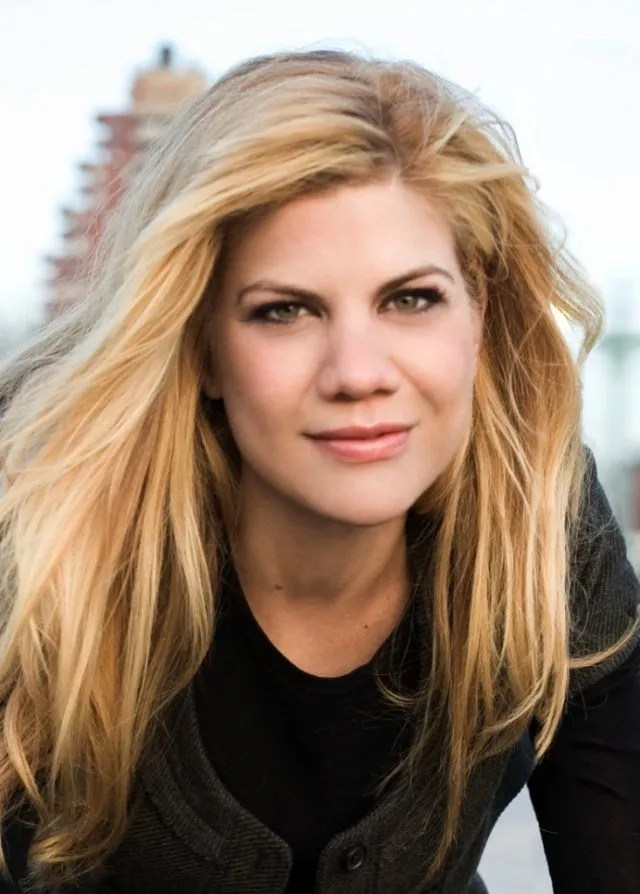 Emmy Award-winning actress and The New York Times best–selling author Kristen Johnston
