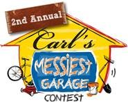 """Carl's Messiest Garage Contest"""