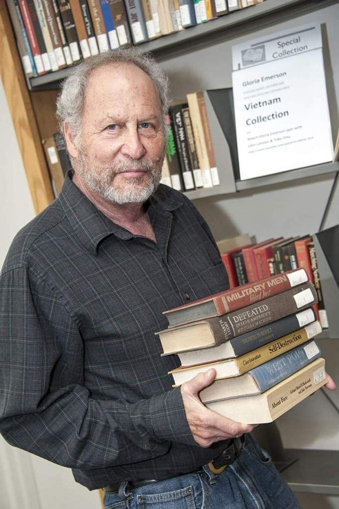 WAYNE KARLIN TO DISCUSS HIS BOOK WANDERING SOULS: Journeys with the Dead and the Living in Viet Nam