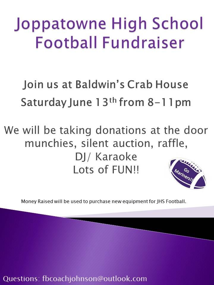 Baldwins Fundraiser