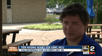 Father's Day 5K to Raise Money for GBMC NICU