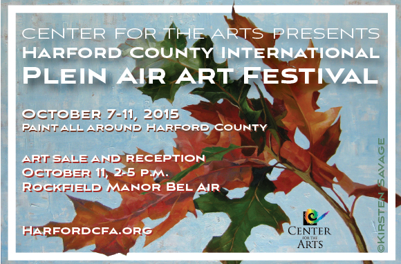 Amateur and professional artists invited to participate; register by September 1, 2015.