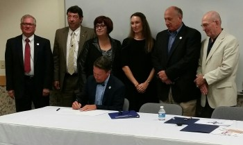 Harford County Recommits to Chesapeake Science and Security Corridor Consortium Supporting Aberdeen Proving Ground