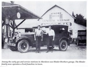 Hinder Ford