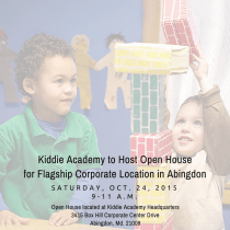 Kiddie Academy of Abingdon Hosts Open House