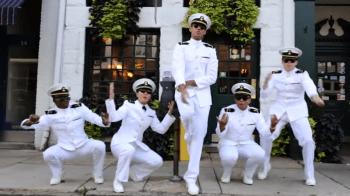 Midshipmen Getting Funky