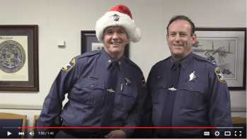 Holiday Safety Message From Harford County Sheriff's Office