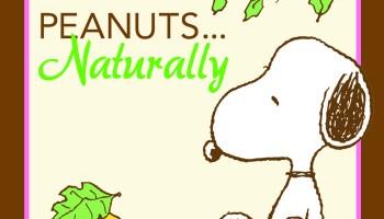 Peanuts Naturally