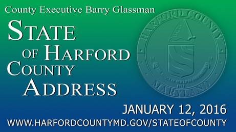 State of Harford County Address