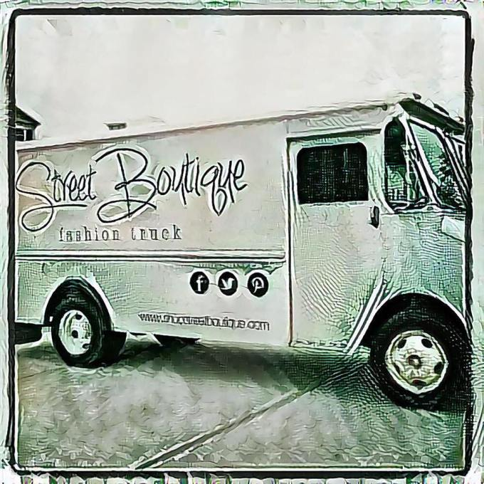 Street Boutique Fashion Truck