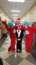 United Way of Central Maryland Celebrates Dr. Seuss' Read Across America Day at Area Schools