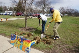 Harford County Government Day of Service at Edgewood Boys & Girls Club Honors Martin Luther King Jr.