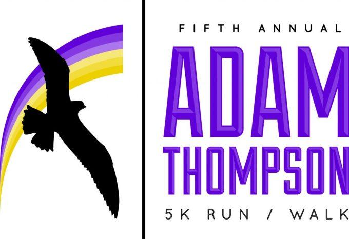 5th Annual Adam Thompson 5K Run/Walk